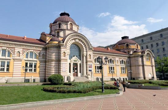 Sendungsbild: Metropolen des Balkans