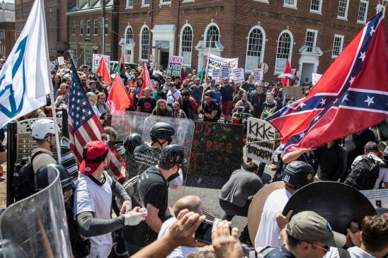 Sendungsbild: Amerikas neue Nazis – Aufmarsch in Charlottesville