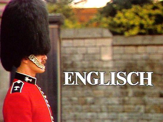 Sendungsbild: Englisch für Anfänger – Übung