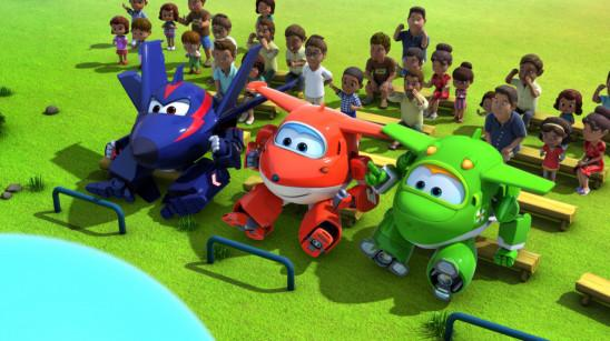 Sendungsbild: Super Wings