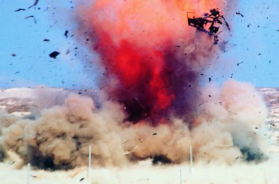 Sendungsbild: Die verrücktesten Videos der Welt: Feuerprobe