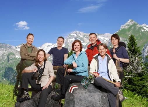Sendungsbild: Fernweh – In den Alpen