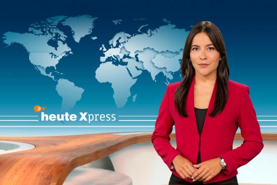 Sendungsbild: heute Xpress