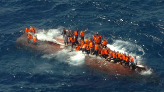 Sendungsbild: Operation souveräne Grenzen Australiens harte Migrationspolitik