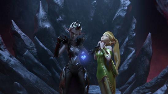 Sendungsbild: Throne of Elves – Die Chroniken von Altera