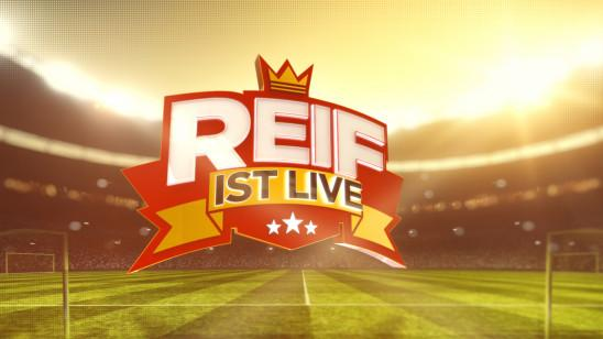 Sendungsbild: REIF IST LIVE