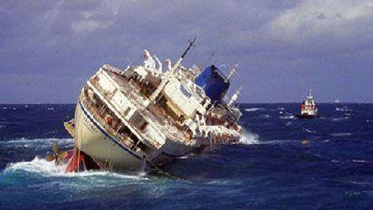 Sendungsbild: Die Titanic-Lüge: Warum Schiffe sinken
