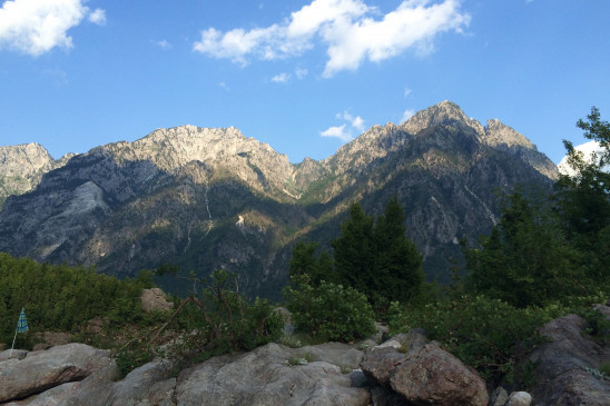 Sendungsbild: Zauberhaftes Albanien