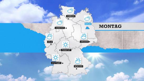 Sendungsbild: RTL II Wetter