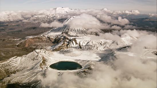 Sendungsbild: Vulkane in Neuseeland