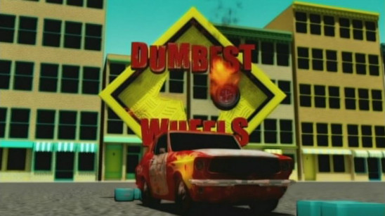 Sendungsbild: Dumbest Stuff on Wheels