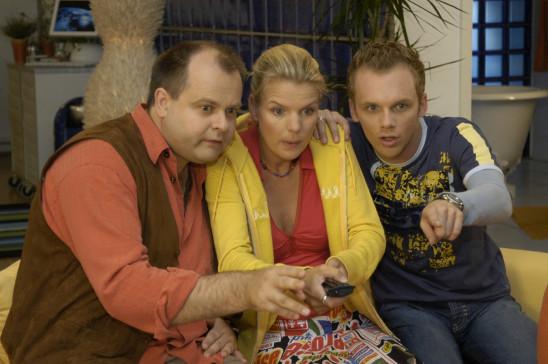 Sendungsbild: Die dreisten drei – Die Comedy WG
