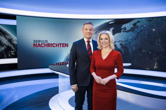 Sendungsbild: Servus Nachrichten 19:00