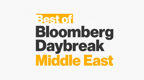 Sendungsbild: Bloomberg Daybreak: Middle East