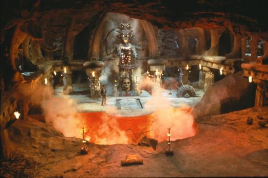 Sendungsbild: Indiana Jones und der Tempel des Todes