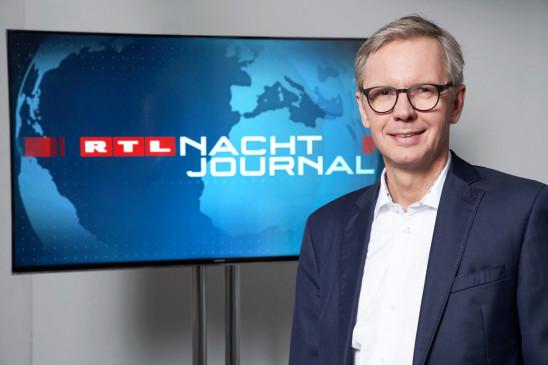 Sendungsbild: RTL Nachtjournal