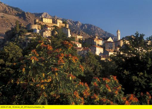 Sendungsbild: Korsika – Mit dem Zug von Calvi nach Ajaccio