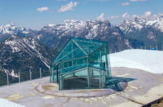 Sendungsbild: Reinhold Messner – Heimat. Berge. Abenteuer