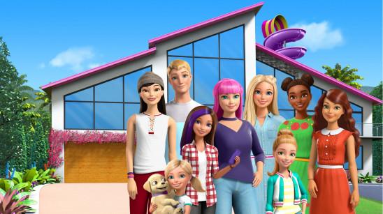 Sendungsbild: Barbie – Traumvilla-Abenteuer