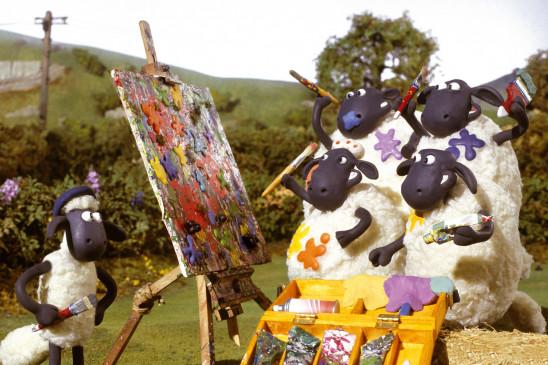 Sendungsbild: Shaun das Schaf