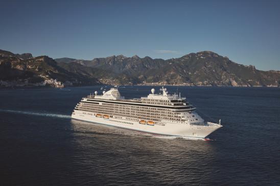 Sendungsbild: Schwimmender Luxus – Das Super-Schiff