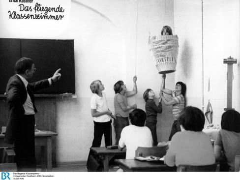 Sendungsbild: Das fliegende Klassenzimmer