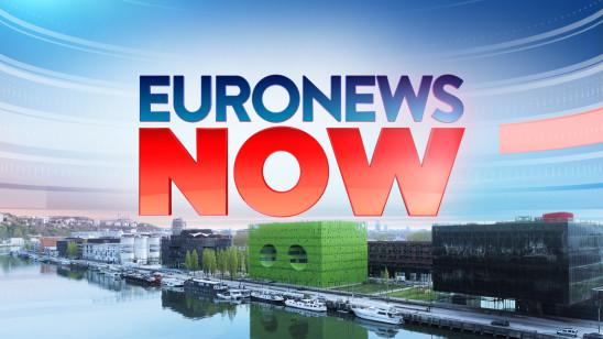 Sendungsbild: Euronews Now