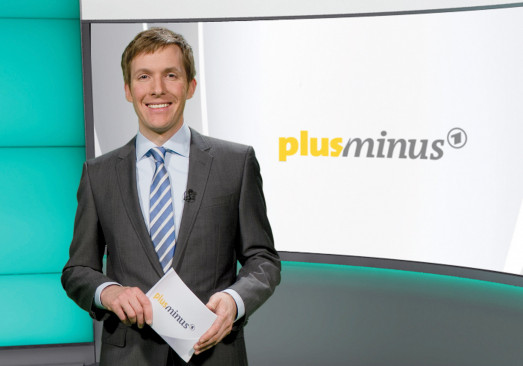 Sendungsbild: Plusminus