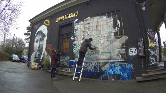 Sendungsbild: Art in the City