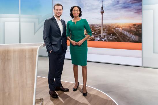 Sendungsbild: ZDF-Mittagsmagazin