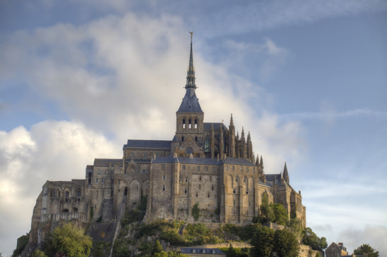 Sendungsbild: Mont-Saint-Michel: Weltkulturerbe im Wandel der Zeiten