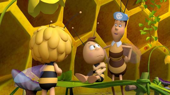 Sendungsbild: Die Biene Maja