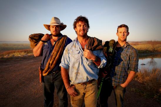 Sendungsbild: Ranger im Outback