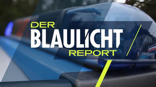 Sendungsbild: Der Blaulicht Report