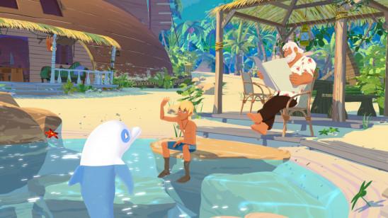 Sendungsbild: Zoom – Der weiße Delfin