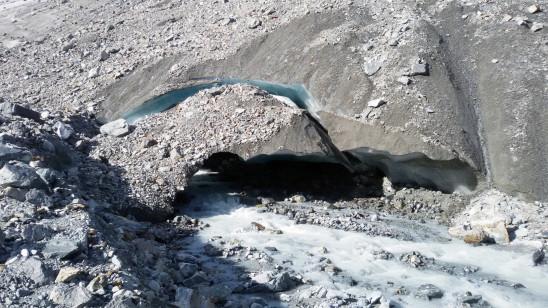 Sendungsbild: Eisige Welten – Gletscher in Österreich