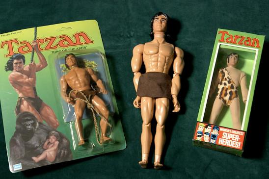 Sendungsbild: Tarzan – Dem Affenmenschen auf der Spur!
