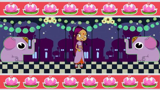 Sendungsbild: Sally Bollywood
