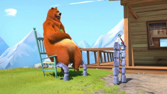 Sendungsbild: Grizzy & die Lemminge