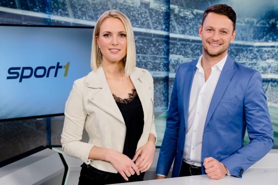 Sendungsbild: SPORT1 News