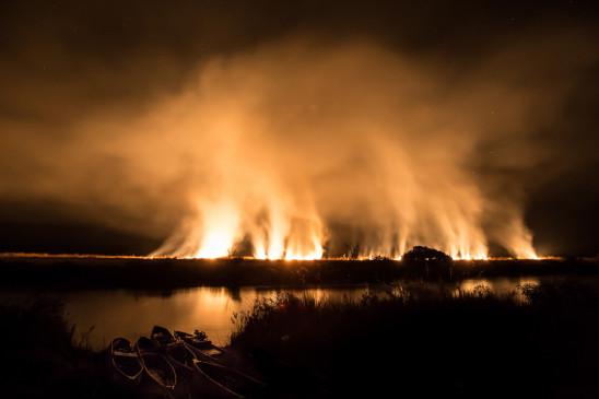 Sendungsbild: Expedition ins Okavangodelta