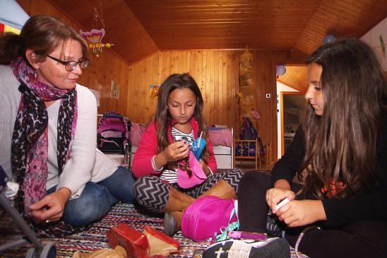 Sendungsbild: Saïda Keller-Messahli – von Tunis nach Grindelwald