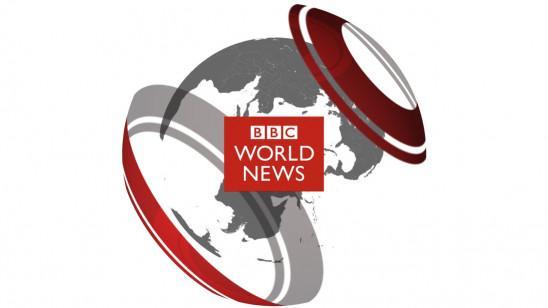 Sendungsbild: BBC World News