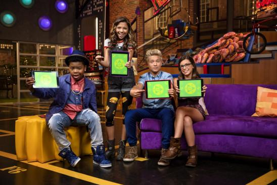 Sendungsbild: Game Shakers – Jetzt geht's App