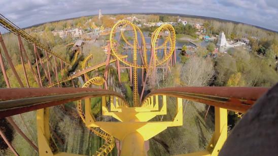 Sendungsbild: Roller Coasters – Die Hightech-Achterbahnen