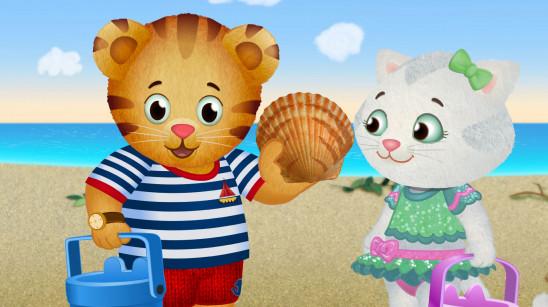 Sendungsbild: Der kleine Tiger Daniel