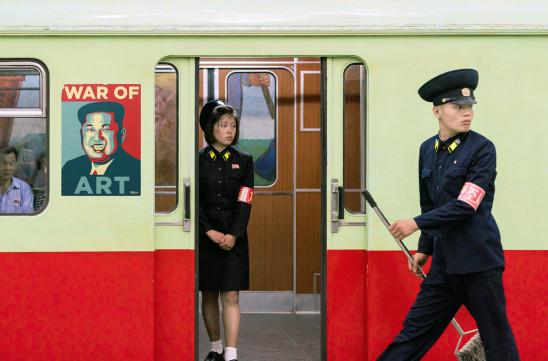 Sendungsbild: Nordkorea – Kunst im Schatten der Bombe
