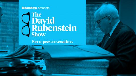 Sendungsbild: The David Rubenstein Show: Peer to Peer Conversations