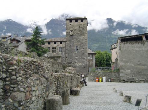 Sendungsbild: Der schönste Weg über die Alpen