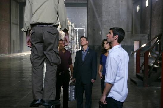 Sendungsbild: CSI: NY